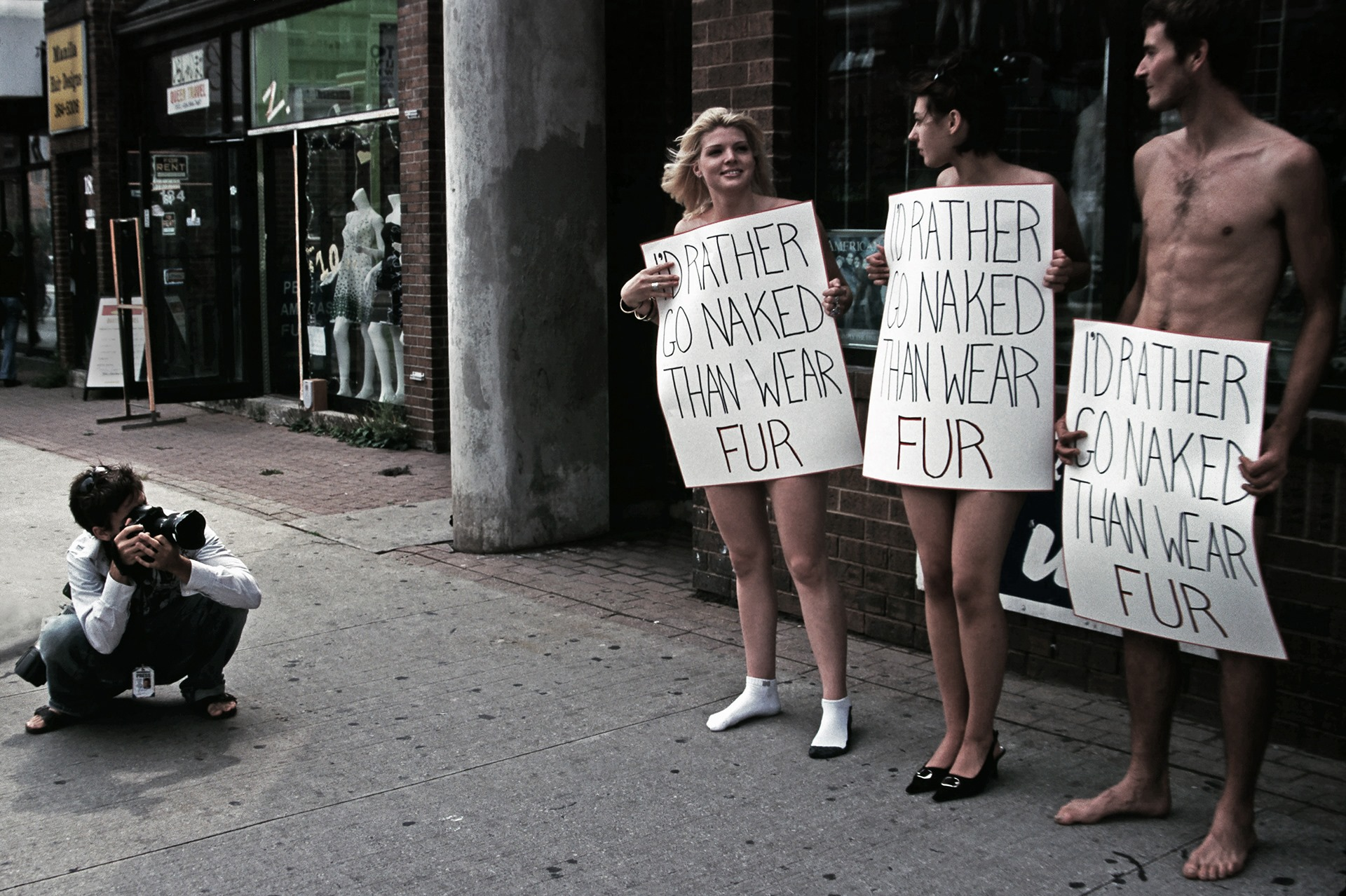 PETA claims victory, ends 30-year ad campaign against fur